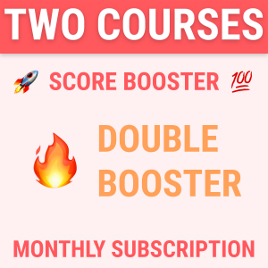 Parinama Academy Double Booster